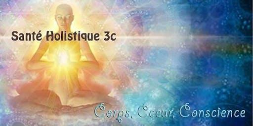 TRANSFORMATIVE SUNDAY N°8 en Corse! Santé Holistique:Corps/Coeur/Conscience