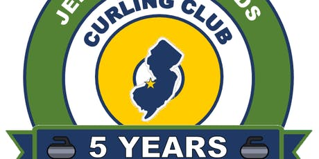 Jersey Pinelands Curling Club's 5th Anniversary Dinner tickets