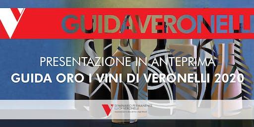 Presentazione in anteprima - GUIDA ORO I VINI DI VERONELLI 2020