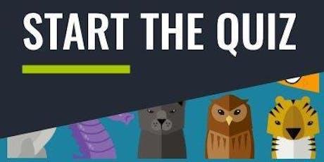 University of Liverpool Postgraduate Research Welcome Quiz tickets