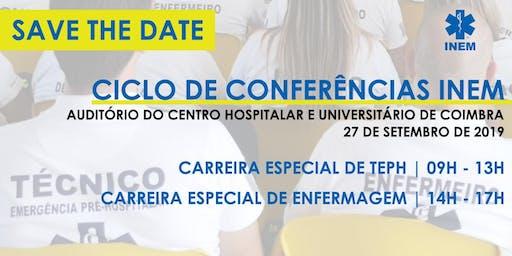 Ciclo de Conferências Internas INEM