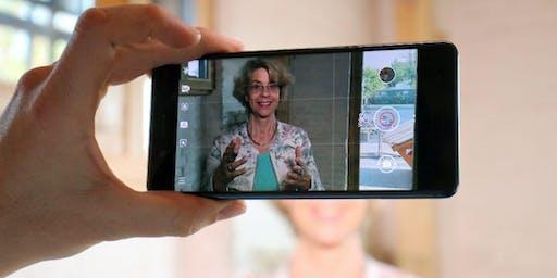 Einstiegs-Workshop: Videos mit einfachen Mitteln selbst erstellen