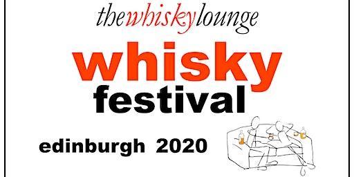 Edinburgh Whisky Festival 2020