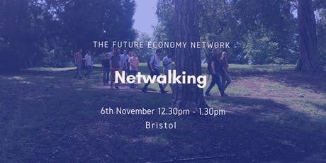 Netwalking - Free Event!  tickets