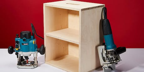 PLYWOOD AND POWER TOOLS: JOINERY tickets