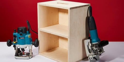 PLYWOOD AND POWER TOOLS: JOINERY