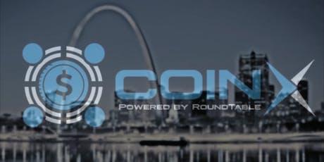 Coin X tickets