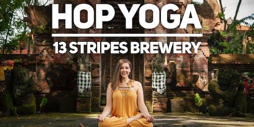 Hop Yoga with Julia
