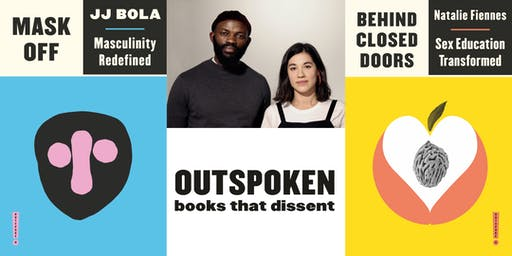 Outspoken: JJ Bola and Natalie Fiennes