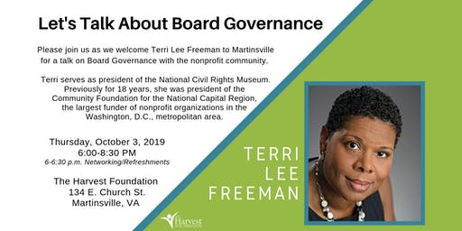 Board Governance - Professional Development for Nonprofits