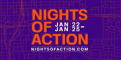 Nights of Action tickets