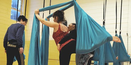Welcome Week 2019: Aerial Yoga tickets