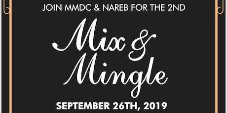MMDC & NAREB Mix & Mingle tickets