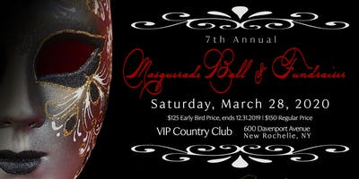 "SAVE THE DATE!!! NRWP Alumni- The 7th Annual ""MASQUERADE BALL"" 2020"