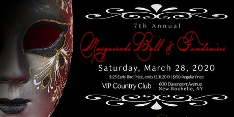 "SAVE THE DATE!!! NRWP Alumni- The 7th Annual ""MASQUERADE BALL"" 2020 tickets"