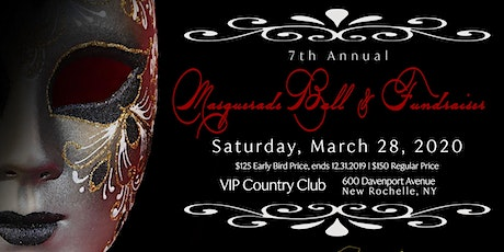"TICKETS ON SALE NOW!!! NRWP Alumni- The 7th Annual ""MASQUERADE BALL"" 2020 tickets"