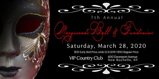 "NRWP Alumni- The 7th Annual ""MASQUERADE BALL"" 2020"