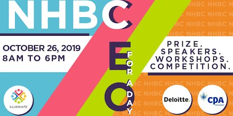 National High School Business Conference - CEO For A Day (Toronto) tickets
