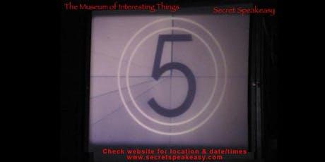 Prohibition Secret Speakeasy Sun Sept 22nd 6pm tickets