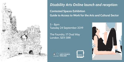 Contested Spaces Exhibition and Access to Work Guide launch