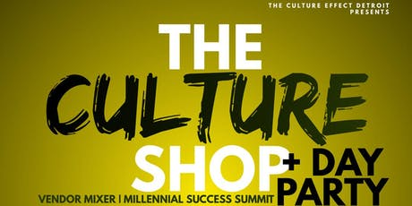 The Culture Shop tickets