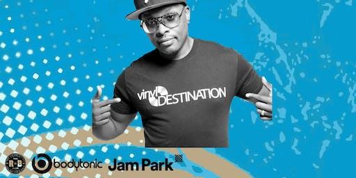 Bodytonic & The RnB Club Present: DJ Jazzy Jeff