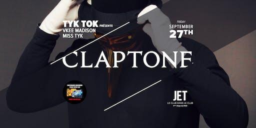 CLAPTONE (DE)