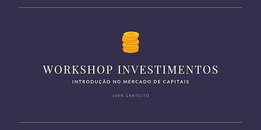 Investimentos - Mercado de Capitais 1.0