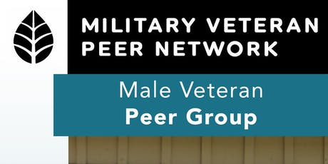 Male Veteran Peer Group tickets