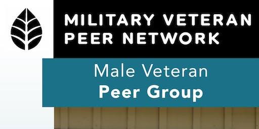 Male Veteran Peer Group