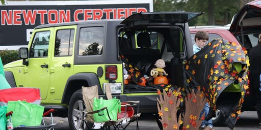 Trunk or Treat 2019 | Newton Nissan of Gallatin