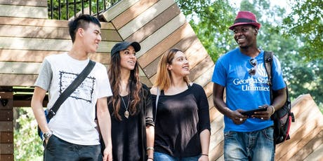 Life at GSU: A Conversation with Current Graduate Students tickets