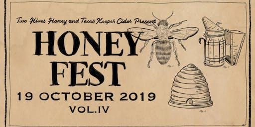 4th Annual Honey Fest