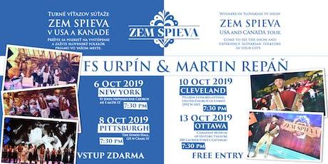 ZEM SPIEVA - THE LAND SINGS tickets