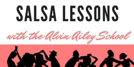 Beginner's Salsa Lessons with Alvin Ailey School of Dance tickets