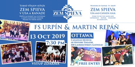 ZEM SPIEVA - THE LAND SINGS tickets