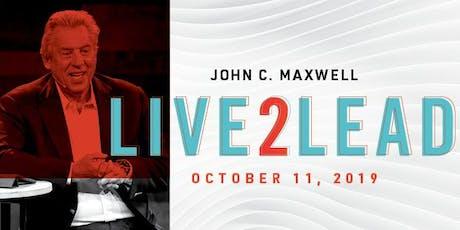 Live2Lead 2019 McAllen Texas tickets