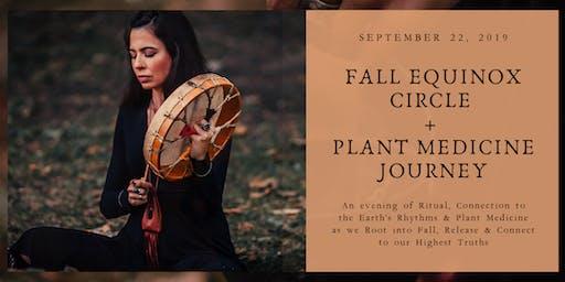 Fall Equinox Circle + Plant Medicine Journey