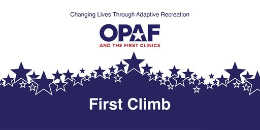 First Climb - with DRALLA Foundation