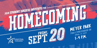 Student Success Institute Program Homecoming