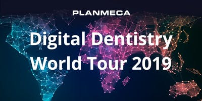Digital Dentistry World Tour 2019 - Brasil em 23/Setembro