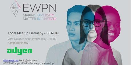 EWPN Local Meetup Berlin tickets