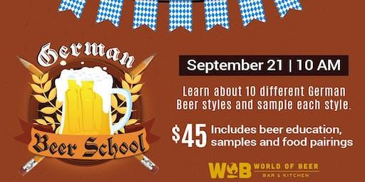 WOB German Bier School