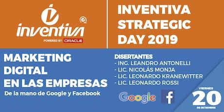 Inventiva Strategic Day entradas