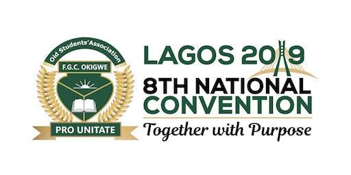 FEGOCOOKOSA 8th National Convention,LAGOS2019