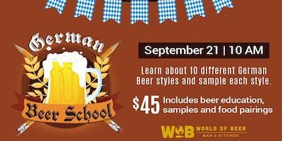 German Bier School
