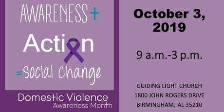 2019 Domestic Violence Awareness Symposium tickets