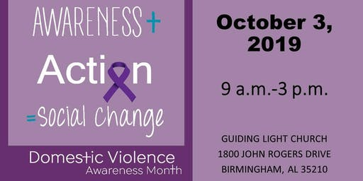 2019 Domestic Violence Awareness Symposium