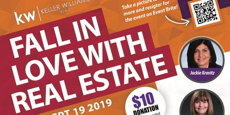 Fall in Love with Real Estate Presented By Jackie Ellis  tickets