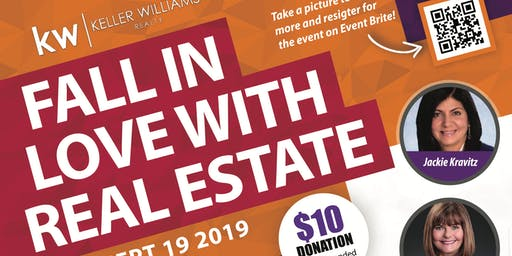 Fall in Love with Real Estate Presented By Jackie Ellis